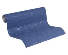 blauw glim behang 939274