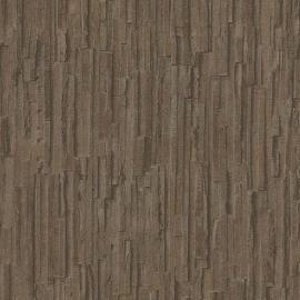 Behangpapier Houtstructuur Bruin 6940-11