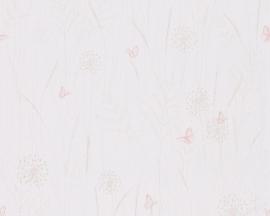 Lovely Friends vlinders kinder behangpapier 30335-1