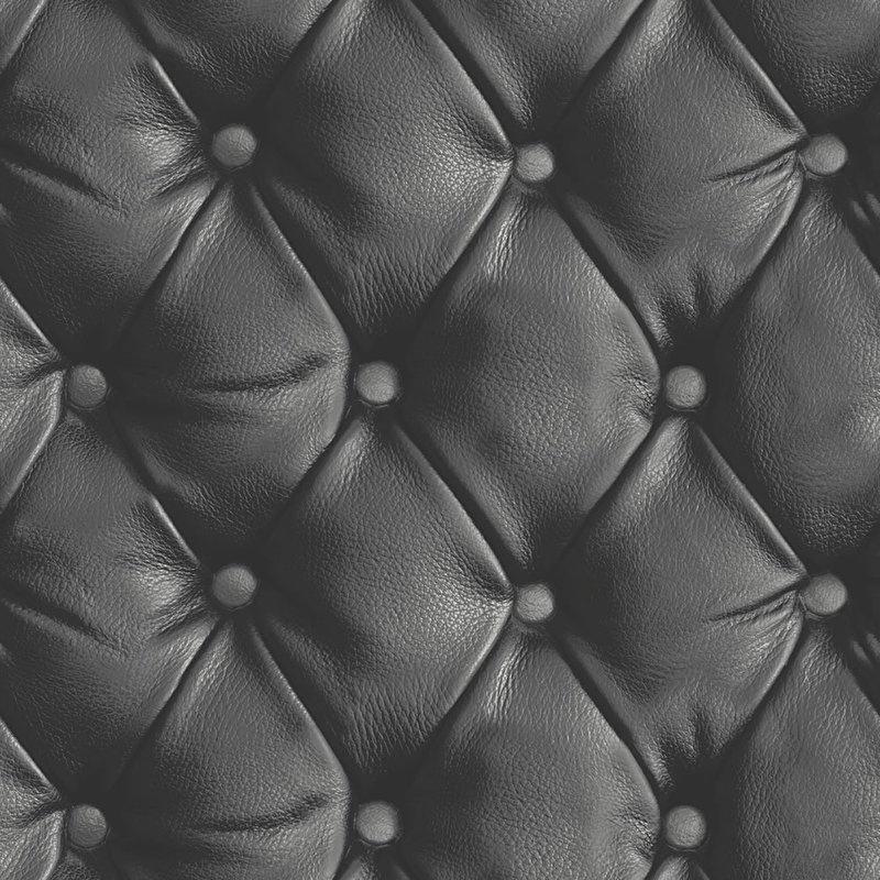 3D chesterfield behang Desire  618103