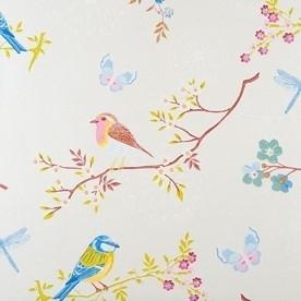 Eijffinger Pip Studio 386013 vogel behang dieren