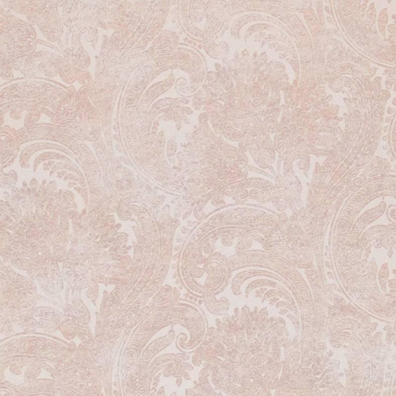 Rivièra Maison barok behang 18381 Pretty Paisly roze