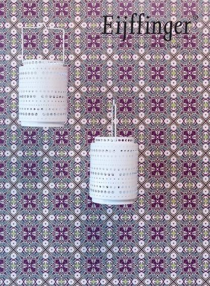Behangpapier Fotowand Paars 397913