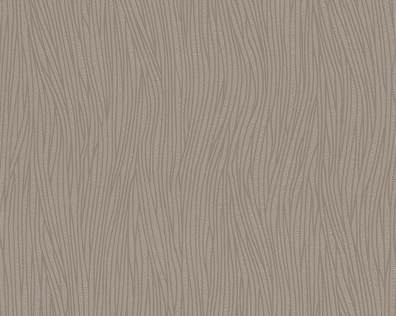 Behangpapier Uni Bruin Glitter 9495-54