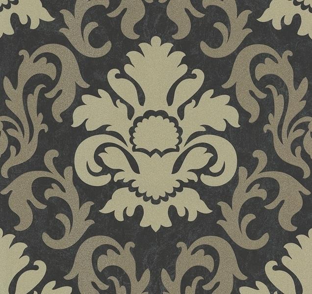 barok glitter exclusief chic behang carat 13343-90