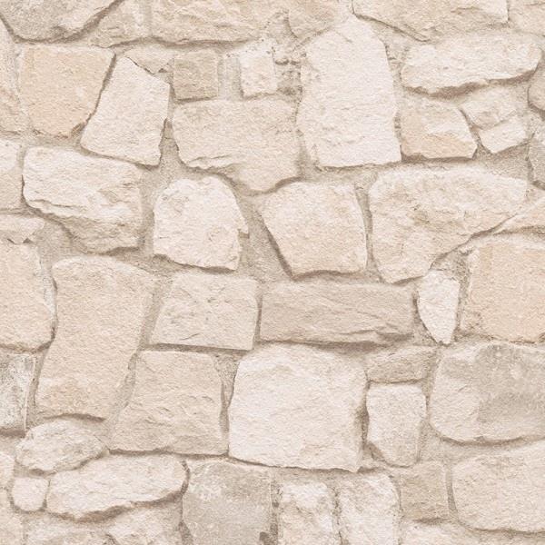 Dekora Natur behangpapier steen Beige 6924-29