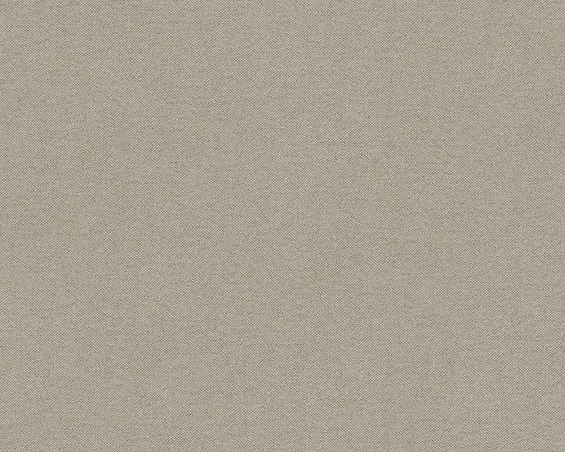 Behangpapier Uni  Beige Bruin 30486-9