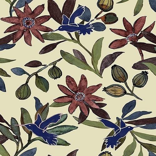 Bloemen Behang JW3736
