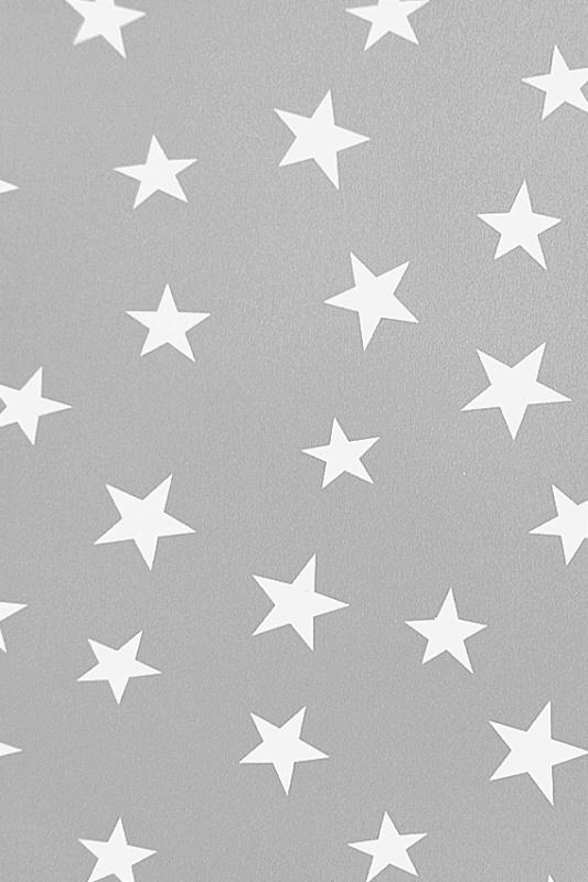 Verwonderend 25850 kids club sterren behang grijs   Sterren   onlinebehangpapier JQ-17