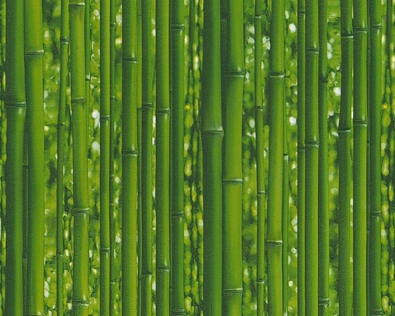 Behangpapier Bamboe 95936-1