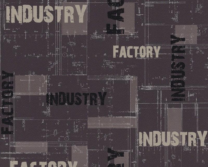 Behangpapier Industry  93624-2