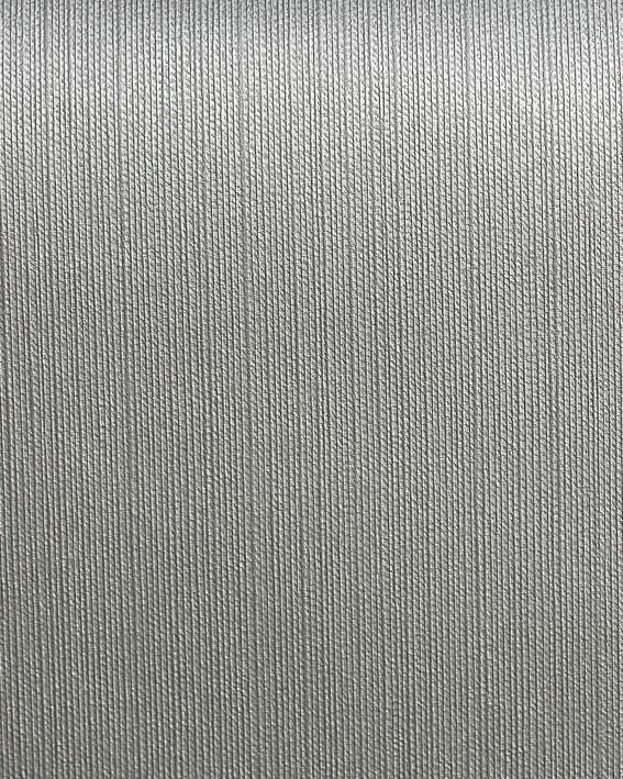 6817-8 behang Outlet Opruiming Uni zilver grijs
