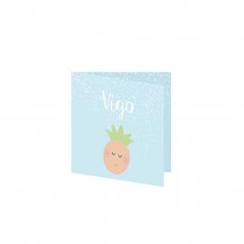 Geboortekaartje Ananas