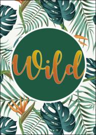Poster - Botanical Wild
