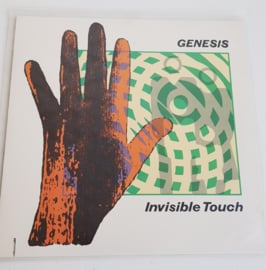 LP GENESIS, INVISIBLE TOUCH