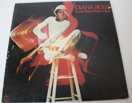 LP DIANA ROSS LAST TIME I SAW HIM