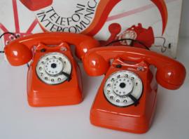 RETRO SPEELGOED TELEFOONS