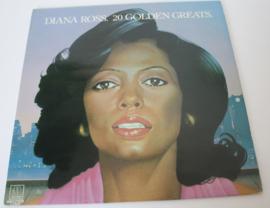 LP DIANA ROSS 20 GOLDEN GREATS