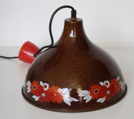 RETRO EMAILLEN LAMP