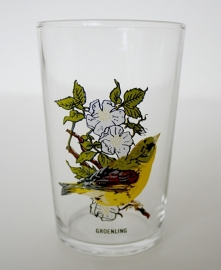 VINTAGE GLAS GROENLING