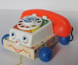 VINATGE FISHER PRICE TELEFOON 1961