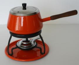 RETRO FONDUE PAN