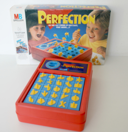 VINTAGE SPEL PERFECTION
