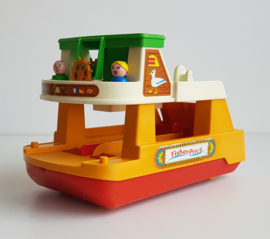 VINTAGE FISHER PRICE BOOT 1978