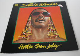 LP STEVIE WONDER HOTTER THAN JULY