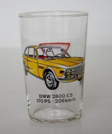 VINTAGE GLAS BMW 2800 CS