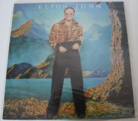 LP ELTON JOHN CARIBOU