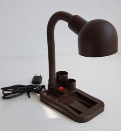 VINTAGE BUREAU LAMPJE