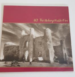 LP U2, THE UNFORGETTABLE FIRE
