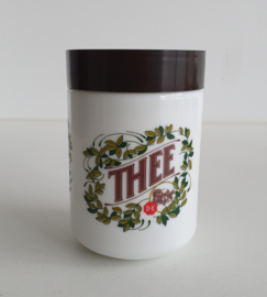 VINTAGE POT , THEE