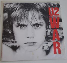 LP U2, WAR
