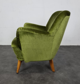 VINTAGE FAUTEUIL, THEO RUTH