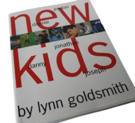 NEW KIDS ON THE BLOCK BOEK