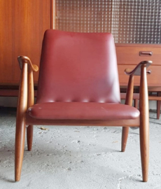 LOUIS VAN TEEFFELEN EASY CHAIR
