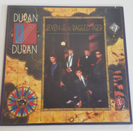 LP DURAN DURAN , SEVEN AND THE RAGGED TIGER