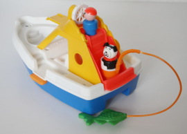VINTAGE FISHER PRICE BOOT