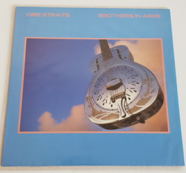 LP DIRE STRAITS , BROTHERS IN ARMS