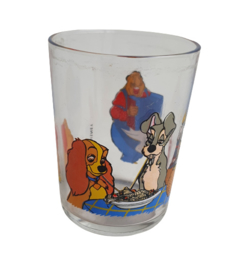 VINTAGE DISNEY GLAS