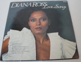 LP DIANA ROSS LOVE SONGS