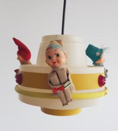 VINTAGE CELLULOID LAMP