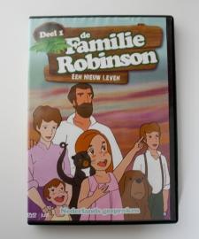 DVD FAMILIE ROBINSON deel 1