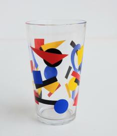 VINTAGE 80S GLAS