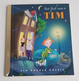 GOUDEN BOEKJE HET BED VAN TIM