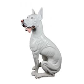 VINTAGE BEELD DEENSE DOG
