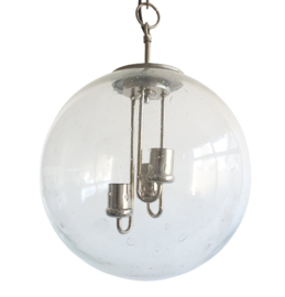 VINTAGE GLOBE LAMP , BORN