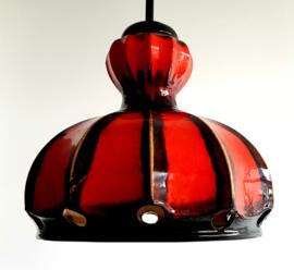 VINTAGE WEST GERMANY LAMP